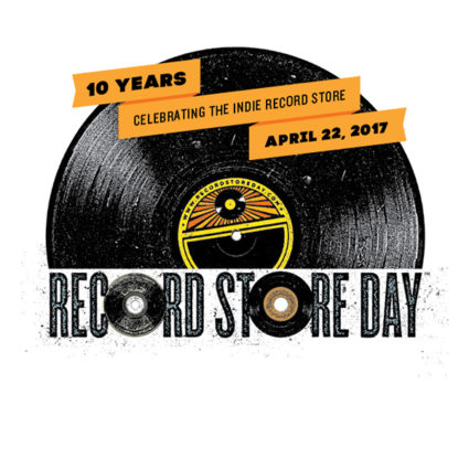 Record Store Day - 22 April 2017